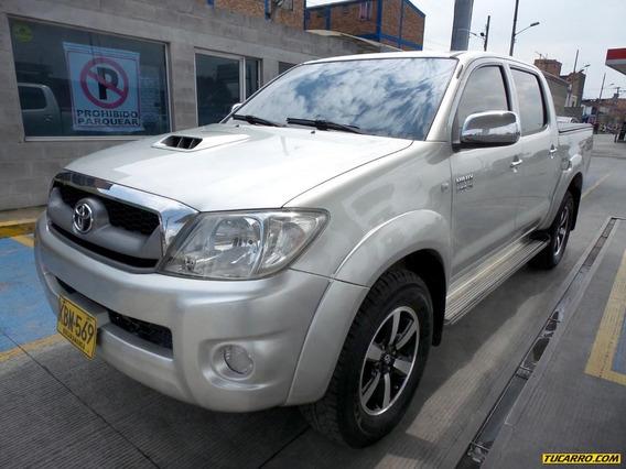 Toyota Hilux Srv Doble Cabina