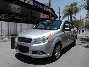 Chevrolet Aveo 2014 Ltz Standard Bolsas De Aire