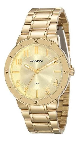 Relógio Mondaine Feminino - Promo 50%off - Mod 94803lpmvde1k