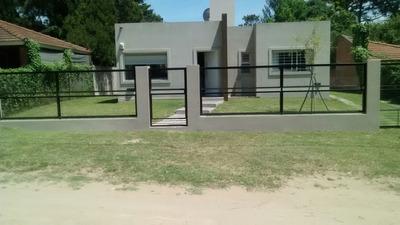 Alquiler Casa Villa Gesell Barrio Norte