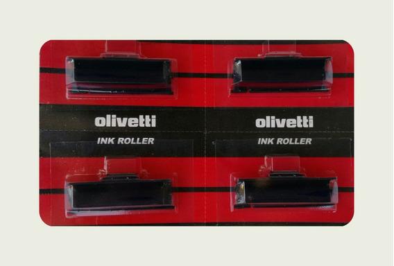 4 Roletes Tinta Divisumma 612/812 Logos 642/644 672/674 682/