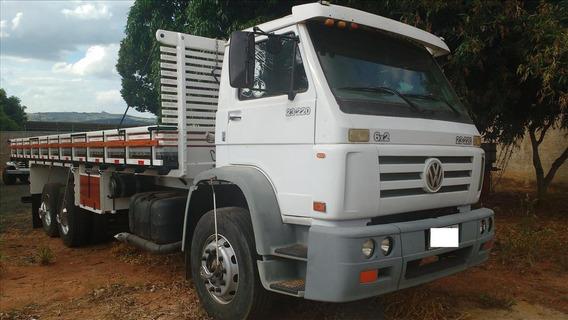 Vw 23220 6x2 Truck Carroceria 23-220
