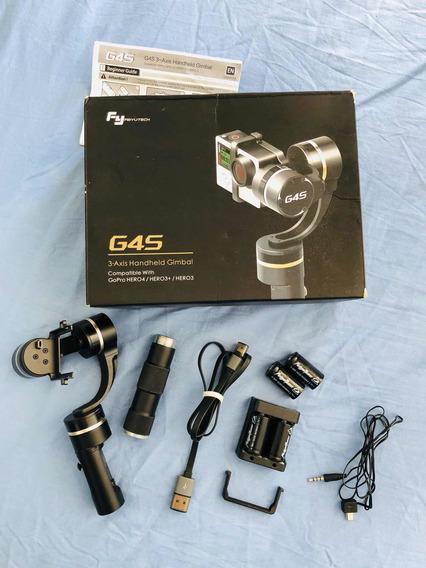 Estabilizador Gopro Hero 3 Ou 4 Feiyu-tech G4s - 3 Eixos