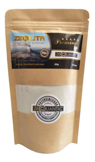 Zeólita Premium 200g Potencializada Clinoptilolita