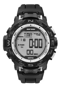 Relógio Mormaii Masculino Sport Cronógrafo Mo1173d/8k