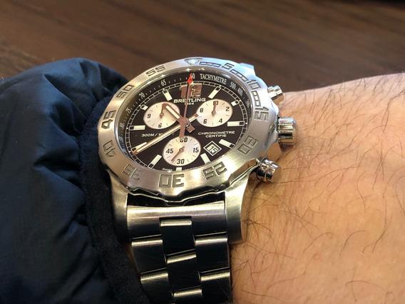 Reloj Breitling Colt Ii Chronograph Super Cuarzo