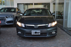 Honda Civic 1.8 Exs. Caja Manual. Modelo 2014