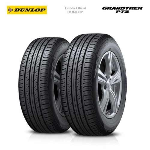 Kit X2 245/65 R17 Dunlop Grandtrek Pt3 + Tienda Oficial