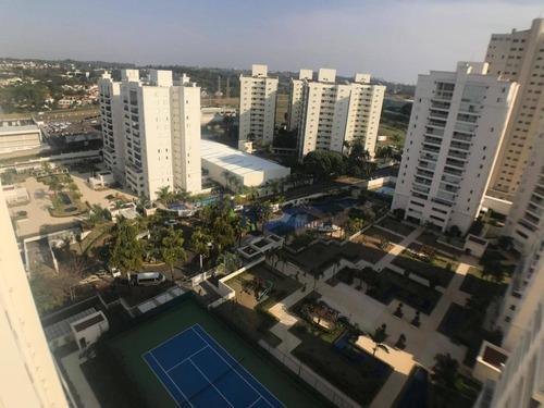 Apartamento Com 3 Dormitórios À Venda, 132 M² Por R$ 1.105.235,96 - Vila Brandina - Campinas/sp - Ap6681
