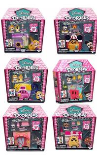 Doorables Disney Mini Playset $ C/u Mickey Boo Rapunzel Judy