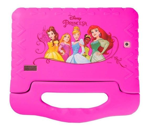Tablet Multilaser Disney Princess Plus Android 7.0 Tela 7
