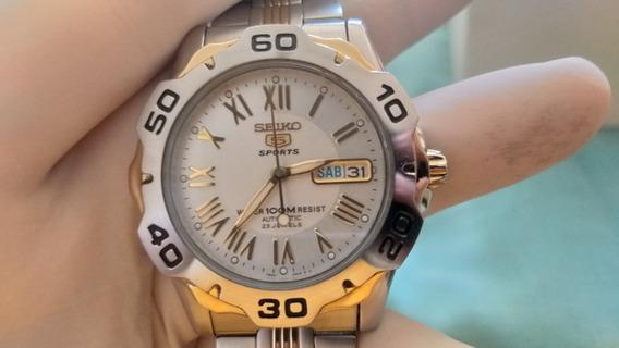 Relógio Seiko 5 Automático 100m