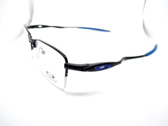 Óculos De Grau Oakley Ox828 Titânio Original Promoção