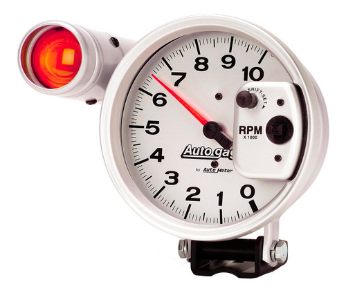 Tacómetro Auto Gauge 233911 Blanco Autometer