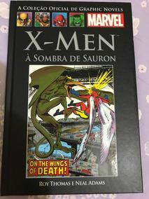 X-men À Sombra De Sauron Salvat Novo
