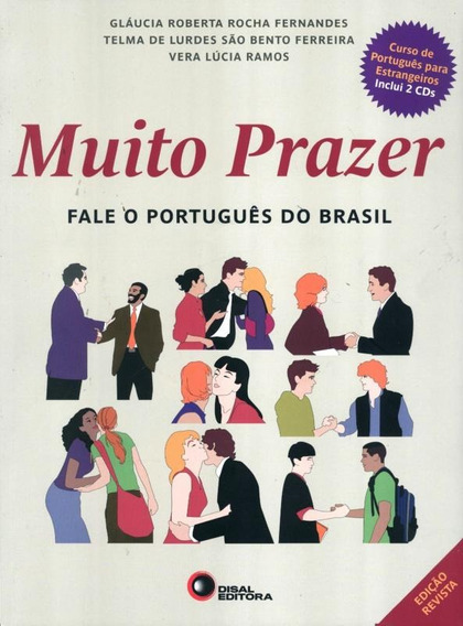 Muito Prazer - Fale O Portugues Do Brasil - Volume Unico -