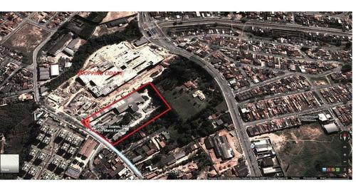 Área À Venda, 15890 M² Por R$ 43.800.000 - Jardim Maria Eugênia - Sorocaba/sp - Ar0005