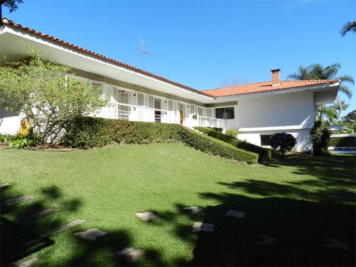 Permuta Zona Oeste - Casa No Palos Verdes Granja Viana - Ca16487
