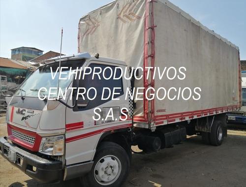 Camion Jmc 1090 Estacas 2013