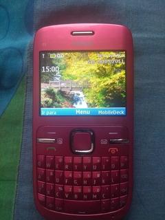 Celular Nokia C3 00 Bem Conservado
