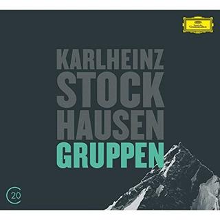 Cd : Claudio Abbado - 20c: Stockhausen / Gruppen