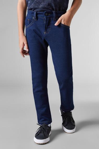 Calca Jeans Mini Pf +5511 Estique Se Jau Reserva Mini