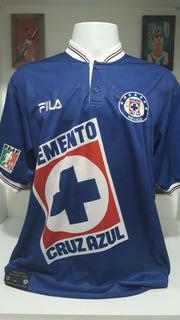 Camisa Fila Cruz Azul Mexico