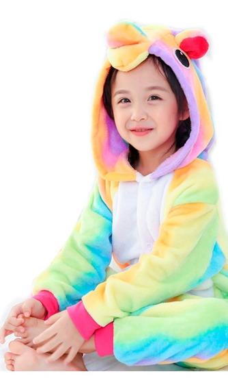 Kigurumi Niñas Pijama Mameluco Disfraz Unicornio