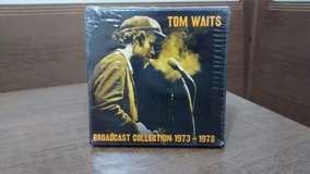Tom Waits Broadcast Collection 73-78 - Box C/ 7 Cds