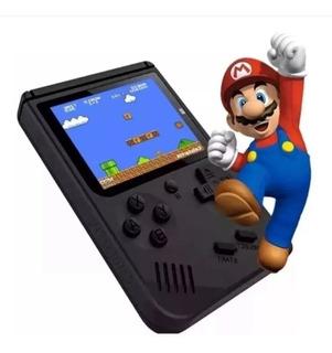 Mini Consola Portatil Tipo Nintendo 400 Juegos En 1