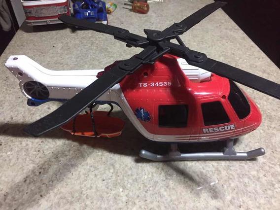 Helicóptero De Juguete Para Niños Con Batería