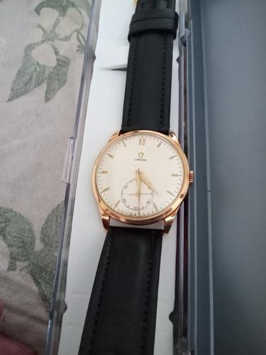 Relógio Omega A Corda Em Ouro 18/750 Maciço