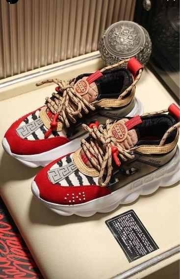 Tenis Zapatillas Versace
