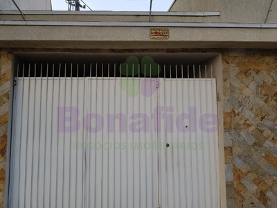 Casa Residencial, Localizada Na Vila Municipal, Na Cidade De Jundiaí. - Ca08893 - 33164287