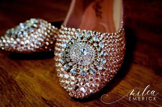 Sapatilha Para Noivas E Debutantes