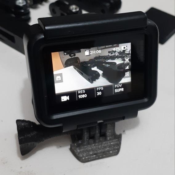 Câmera Gopro Hero 6 + Cartão Sd 32gb E Acessórios !