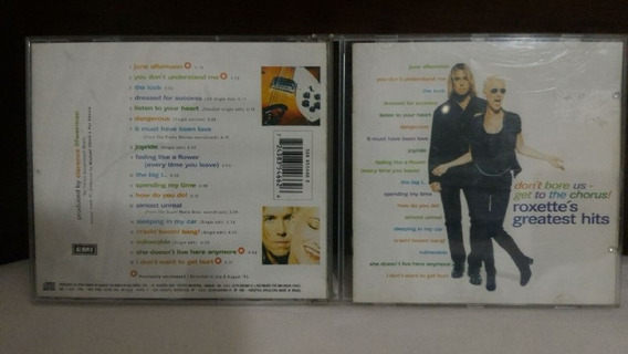 Cd Roxette -greatest Hits