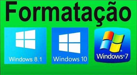 Curso De Formatação De Computadores Em Cd