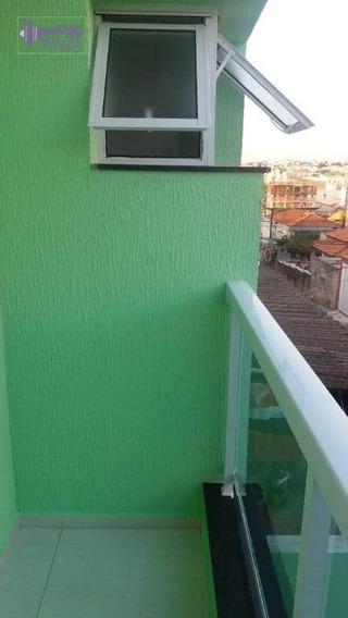 Sobrado Com 3 Dormitórios À Venda, 93 M² Por R$ 395.000,00 - Vila Curuçá - Santo André/sp - So0298