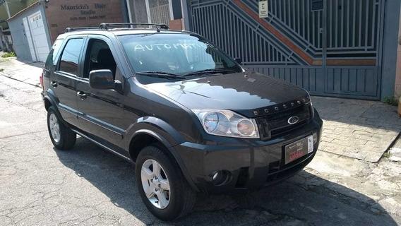 Ecosport 2008 Automatica $23990,00 Abaixo Da Tabela