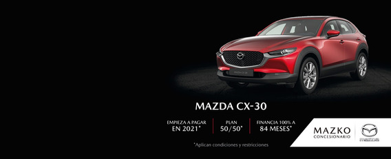 Mazda Cx30 Touring Mt 2.0l 4x2 Machine | 2021