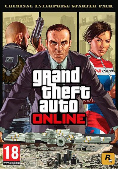 Grand Theft Auto V / Gta 5 (pc) Online (envio Imediato)