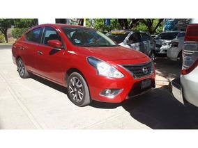 Nissan Versa Exclusive Aut 2015 Seminuevos