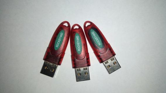 Llave Usb Para Proteccion Y Licenciamiento De Software.