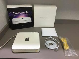 Roteador Apple Airport Time Capsule 2tb - A1409 - Muito Novo