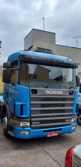 Scania 124 360 Ano 2003 4x2