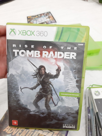 Tomb Raider Rise Of The Xbox 360