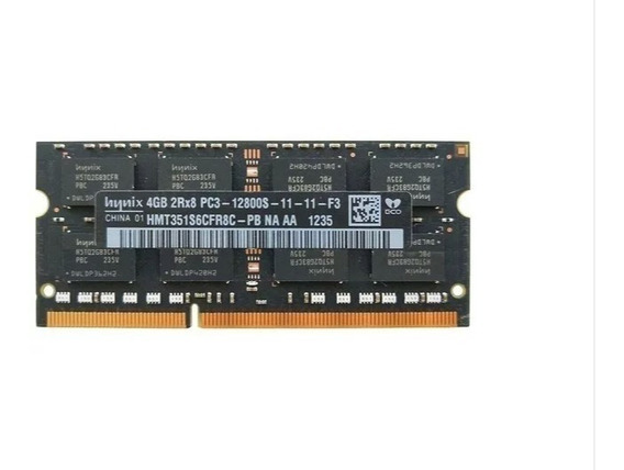 Memoria 4gb Pc3-12800 Original Apple iMac Macbook Pro 1600mh