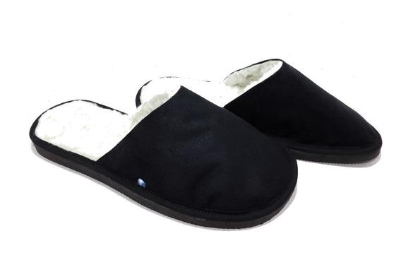 Pantuflas Con Corderito - Calzados Union-