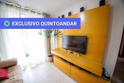 Apartamento No 10º Andar Mobiliado Com 3 Dormitórios E 1 Garagem - Id: 892934049 - 234049